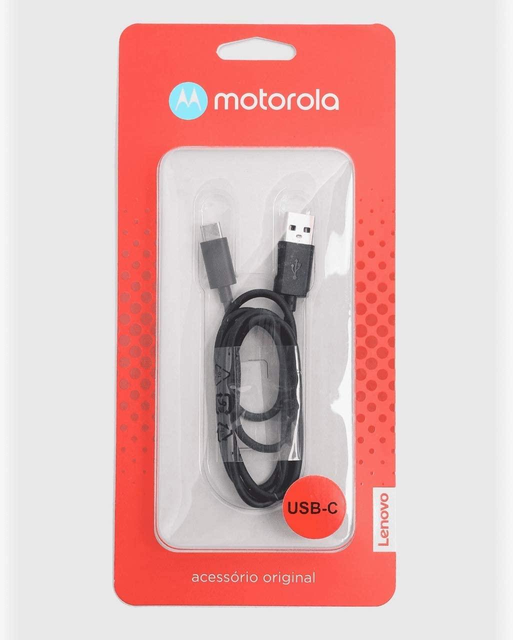 Cabo Motorola Original USB Tipo C