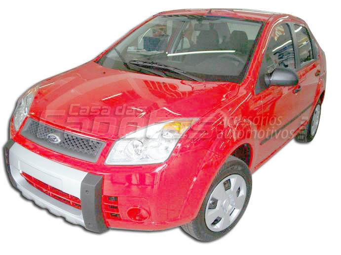 Protetor de para choque dianteiro Fiesta 2008 a 2010 semelhante ao Fiesta Trail