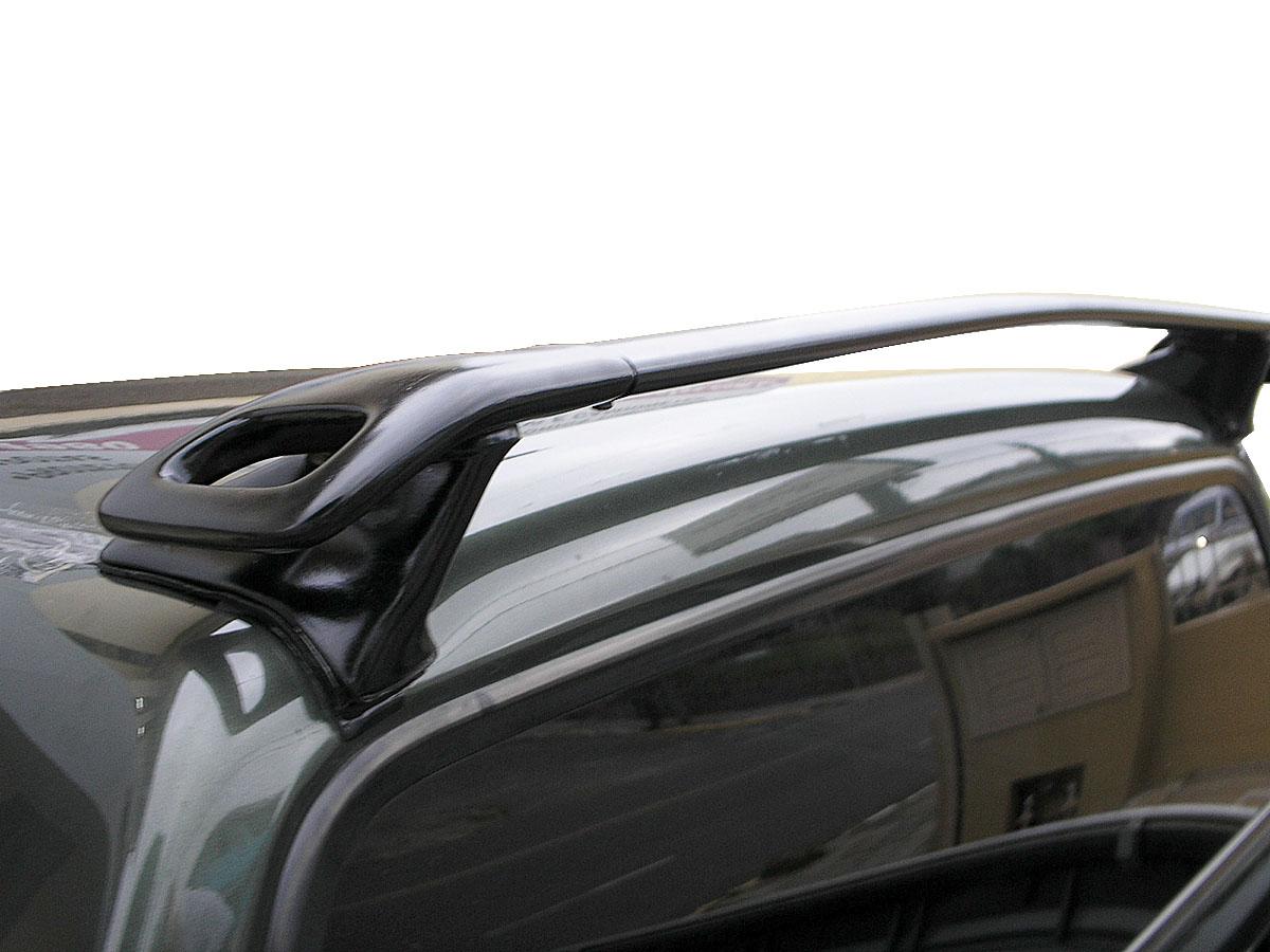 Rack de teto aerof�lio L200 Sport 2004 a 2007 ou L200 Outdoor 2007 a 2012 semelhante original