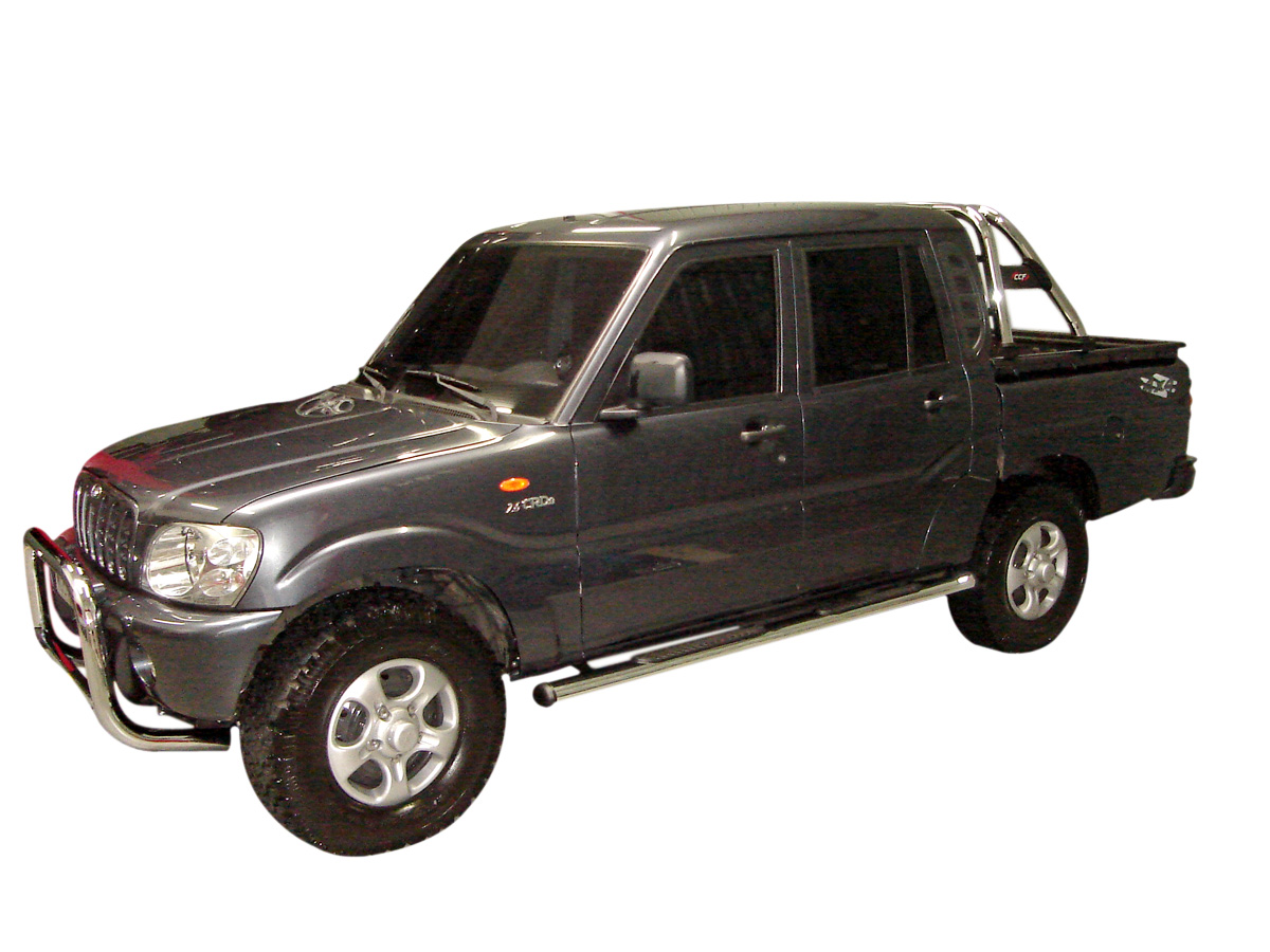 Santo ant�nio duplo Mahindra pick up 2008 a 2014