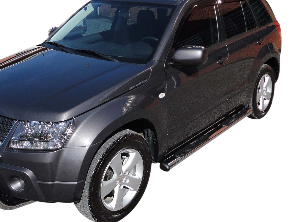 Estribo oval Grand Vitara 2009 a 2016