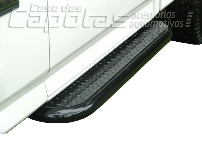 Estribo plataforma L200 GL 1999 a 2005 ou L200 GLS 1999 a 2007