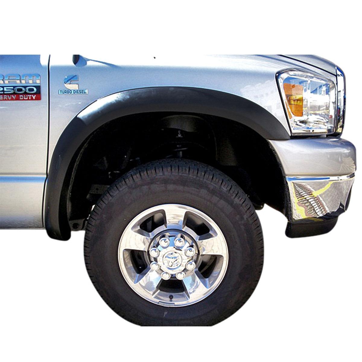 Alargador de paralama Dodge Ram 2005 a 2011 ou Laramie 2012