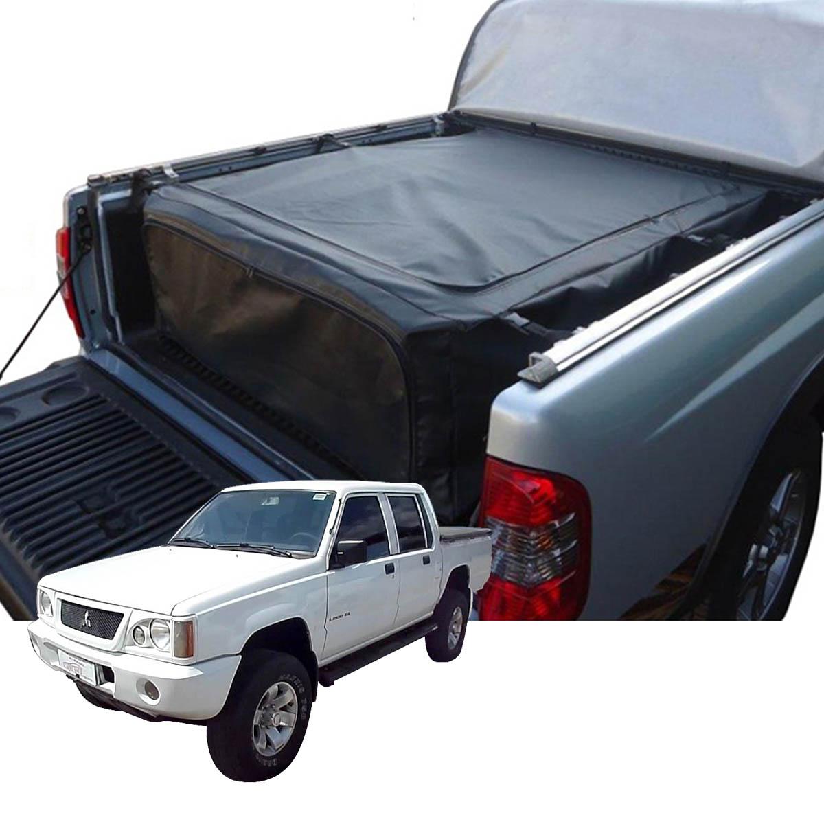Bolsa ca�amba estendida horizontal L200 GL 1999 a 2005 ou L200 GLS 1999 a 2007