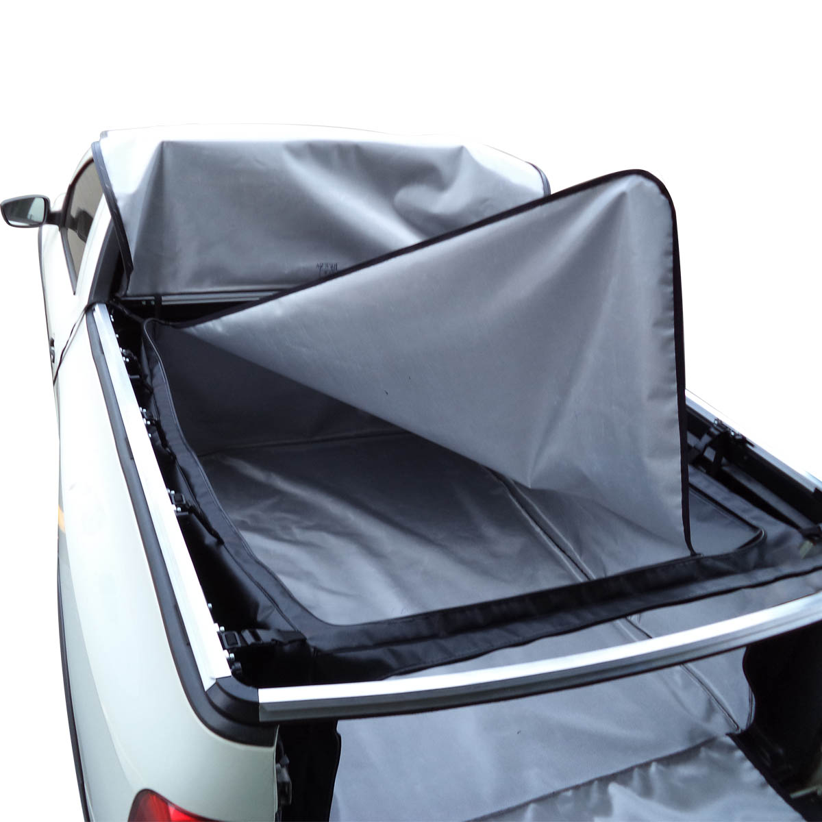Bolsa ca�amba estendida horizontal L200 Sport 2004 a 2007 ou L200 Outdoor 2007 a 2012