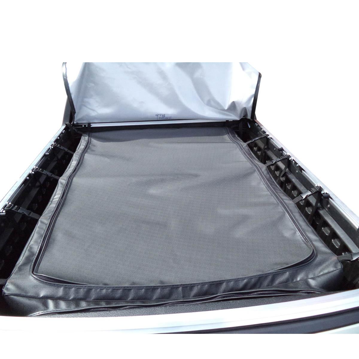 Bolsa caçamba estendida horizontal Nova S10 cabine simples 2012 a 2017