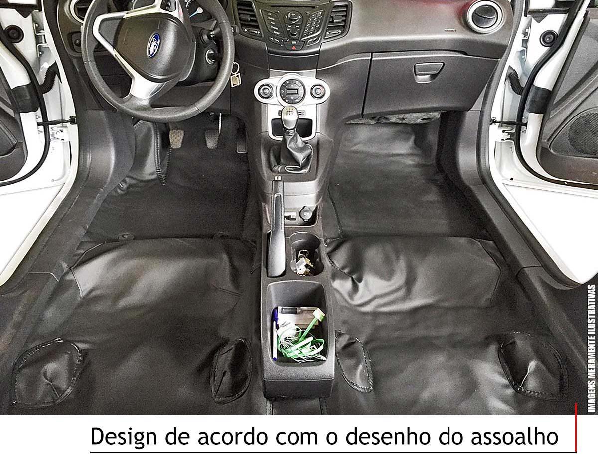 Capa de assoalho Nova S10 cabine dupla 2012 a 2017