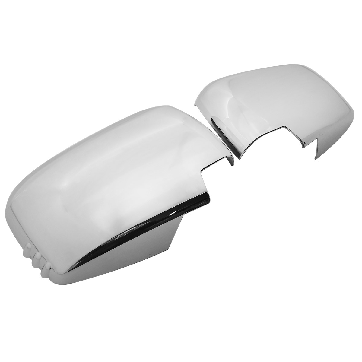 Capa de retrovisor cromada L200 Triton 2008 a 2017