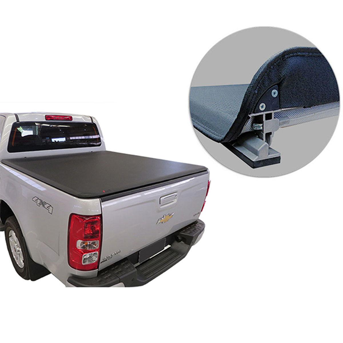 Capota mar�tima super slim Ranger cabine dupla 1998 a 2012