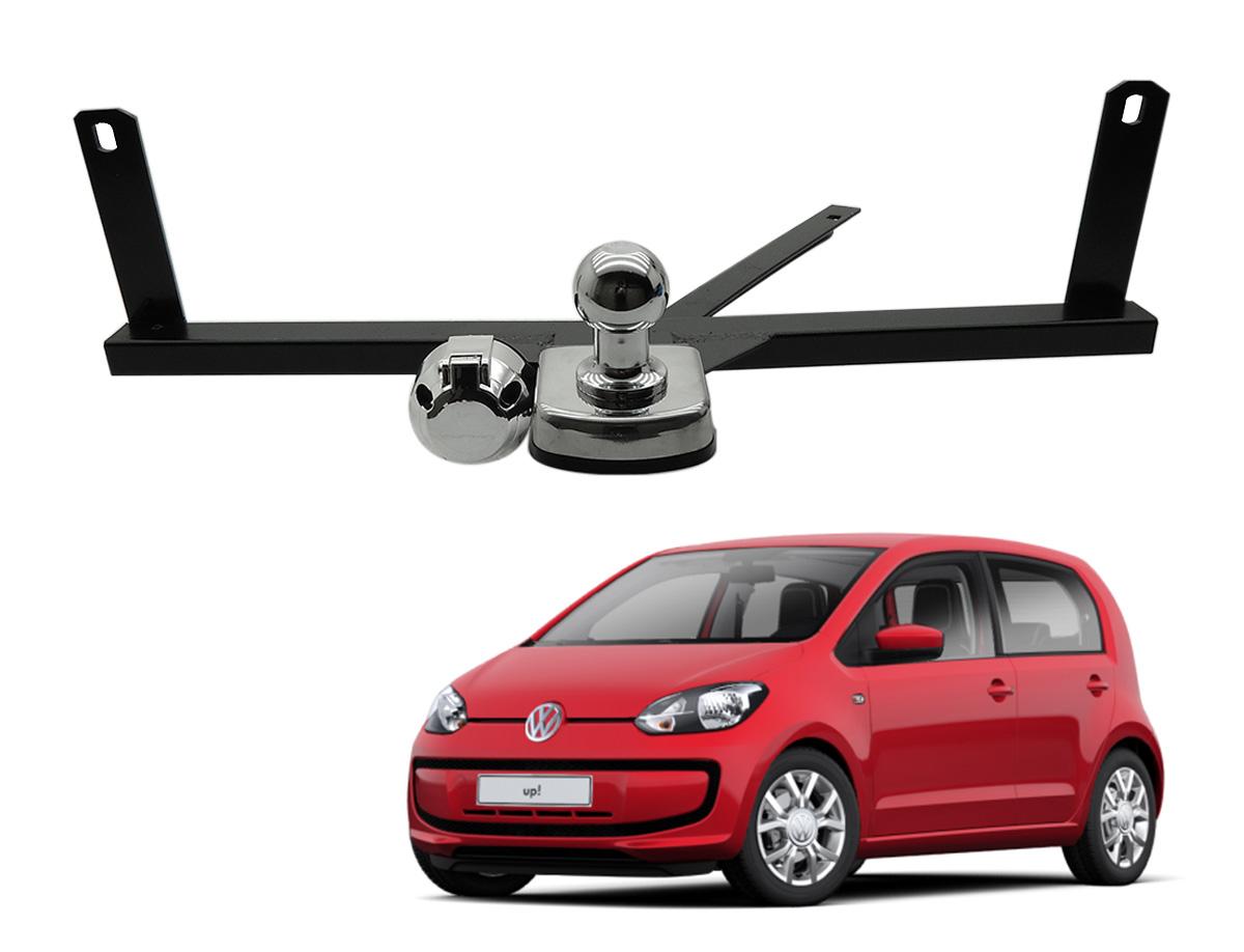 Engate de reboque fixo up! VW up 2014 a 2017
