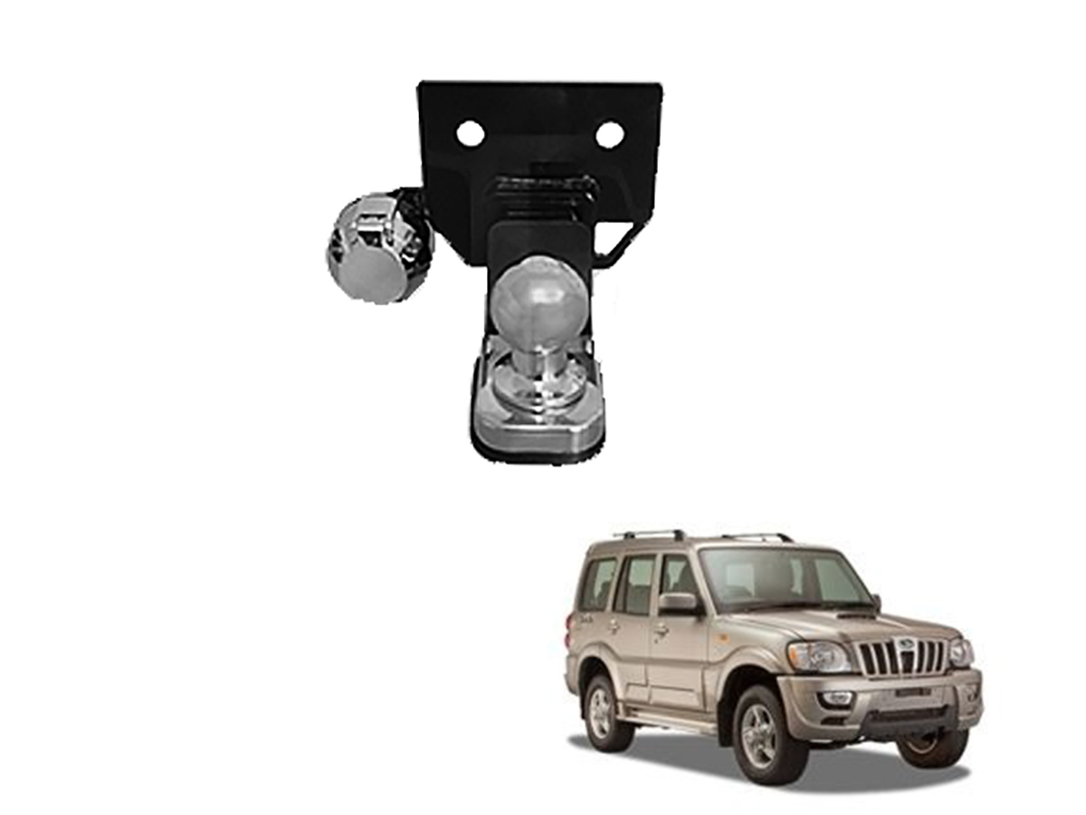 Engate de reboque Mahindra SUV 2008 a 2014 remov�vel 1500 Kg