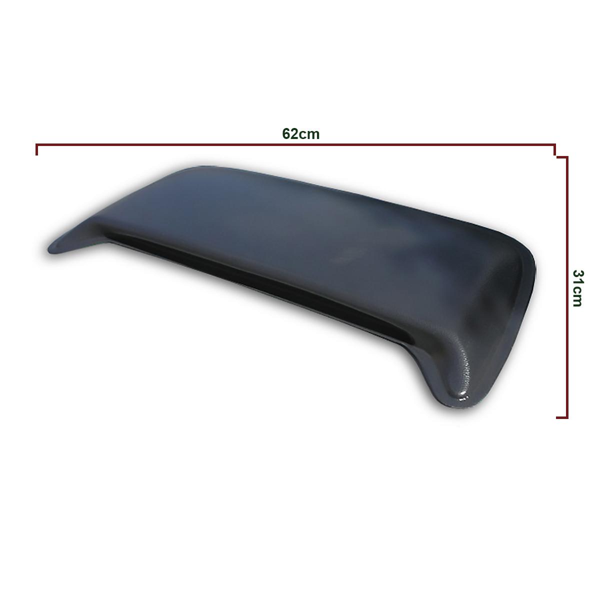 Entrada de ar scoop capô S10 ou Blazer 1996 a 2011 modelo da S10 2006