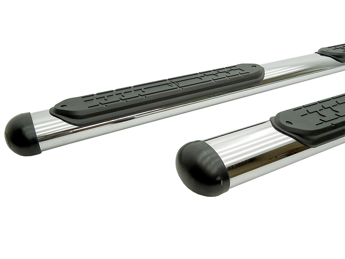 Estribo oval cromado L200 Triton 2008 a 2017