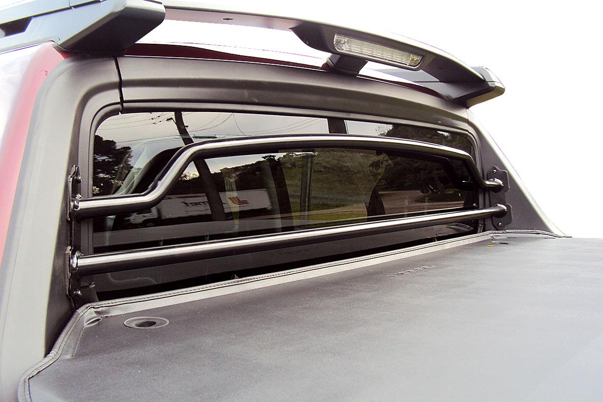 Grade de vidro Fiat Toro 2017 semelhante original