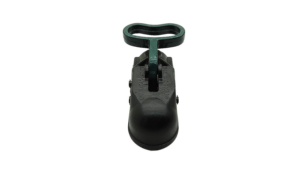 Munhão cambão de ferro fundido reforçado para reboque ou carreta