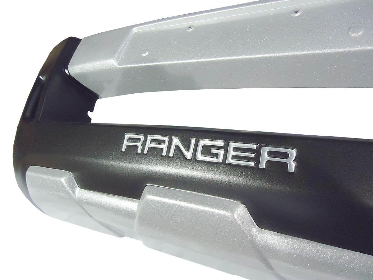 Overbumper protetor frontal Ranger 2013 a 2016