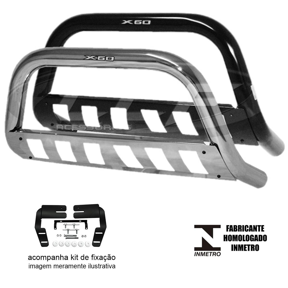 Parachoque impuls�o Lifan X60 2013 a 2016