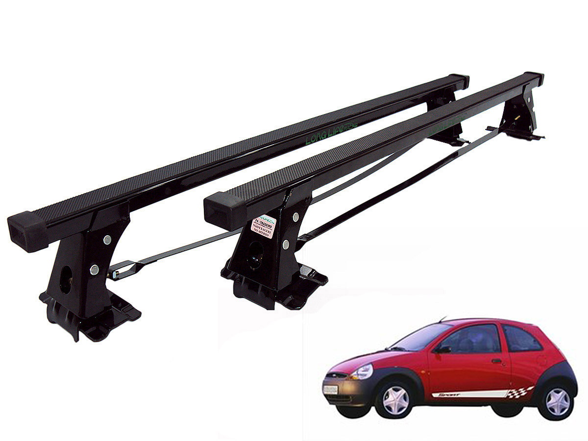 Rack de teto Ka 1997 a 2007 Long Life aço