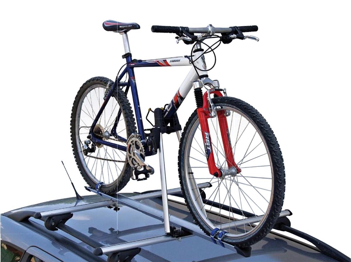 Rack de teto para bicicleta em alum�nio Kiussi Tonale