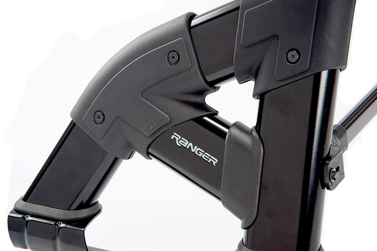 Santo ant�nio preto Solar Exclusive Nova Ranger 2013 a 2017