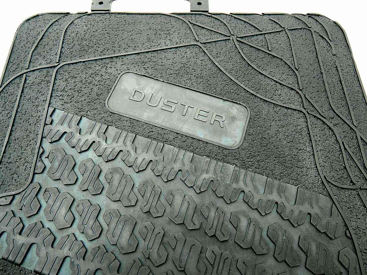 Tapete de borracha Duster 2012 a 2017