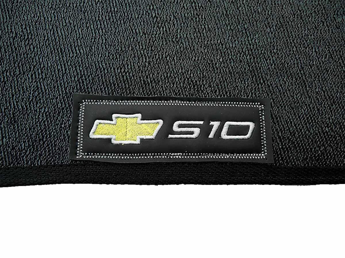 Tapete personalizado em PVC Nova S10 cabine dupla 2012 a 2017