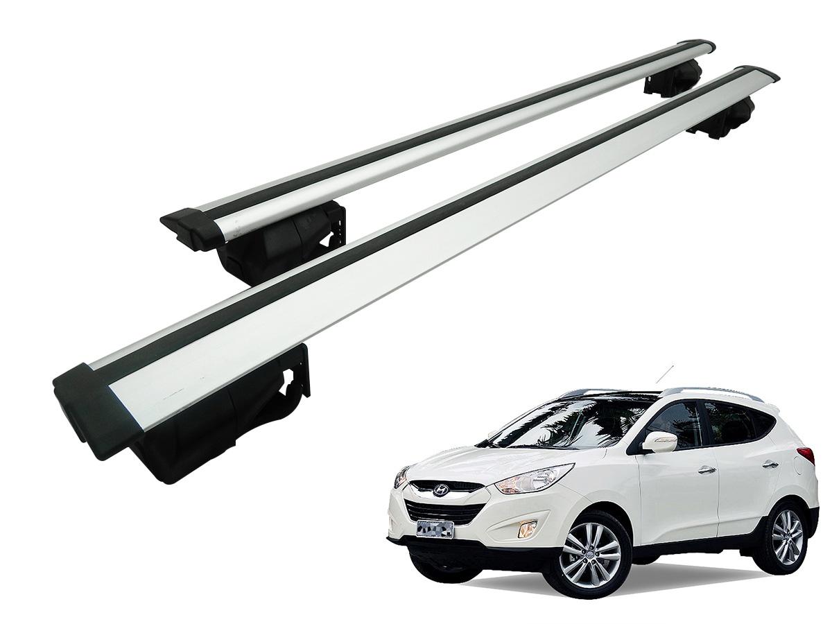 Travessa rack de teto Procargo IX35 2011 a 2017 com trava de seguran�a