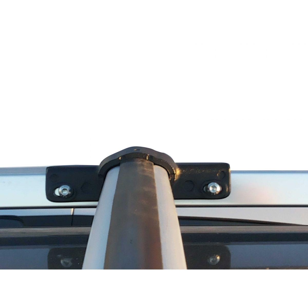 Travessa rack de teto Trailblazer 2013 a 2017 fixa��o original