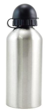 Squeeze de Alúminio (Bolinha) Resinado Para Sublimação 500ml (Sem caixinha)