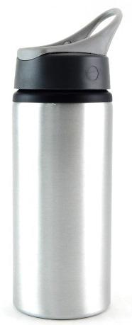 Squeeze de Alúminio Resinado Para Sublimação 600ml (NIKE)