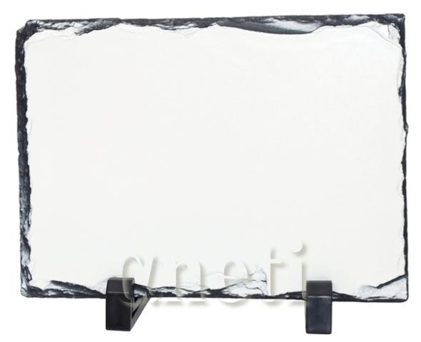 Pedra Sublimática Retangular Pequena - 20x15cm