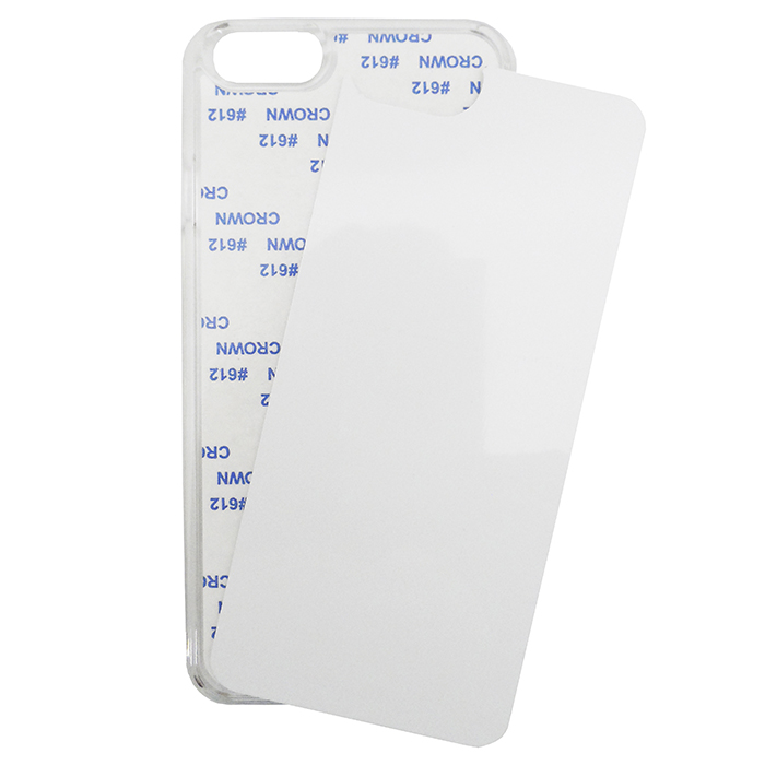 Capa Sublimática Para Celular Iphone 6/6s  (Transparente)