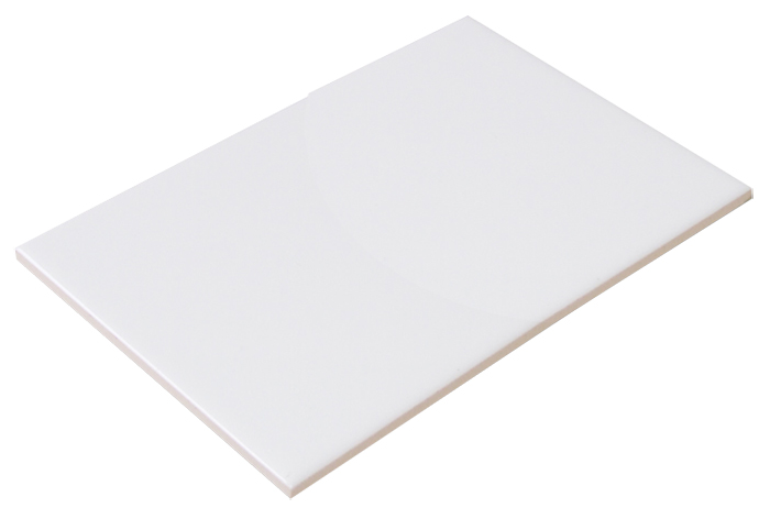 Azulejo Branco de Cerâmica para sublimação 30X40CM