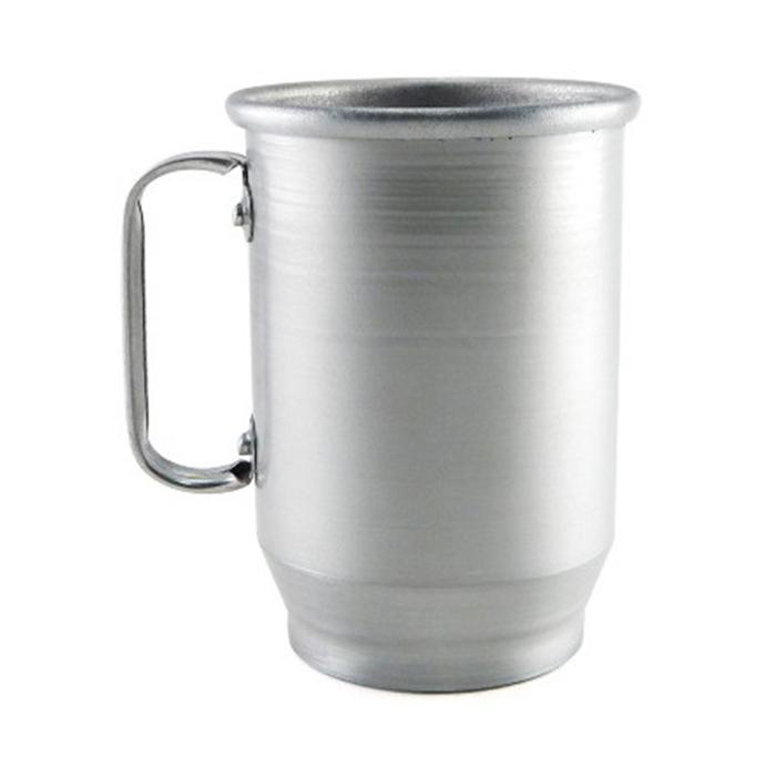 Caneca para Sublimação de Alumínio 600ml (fosca)
