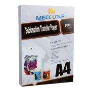 Papel Resinado Para Sublimação Mecolour (FUNDO ROSA) . A4