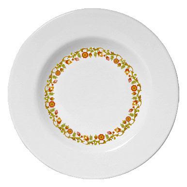 Prato Branco para Sublimação 18cm (Alumínio)