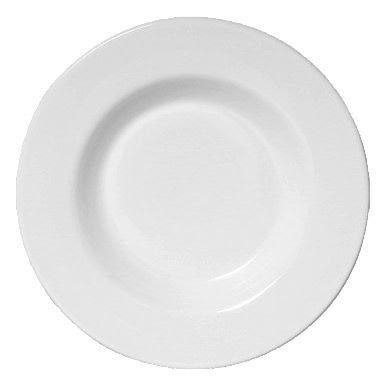 Prato Branco para Sublimação 24cm (Alumínio)
