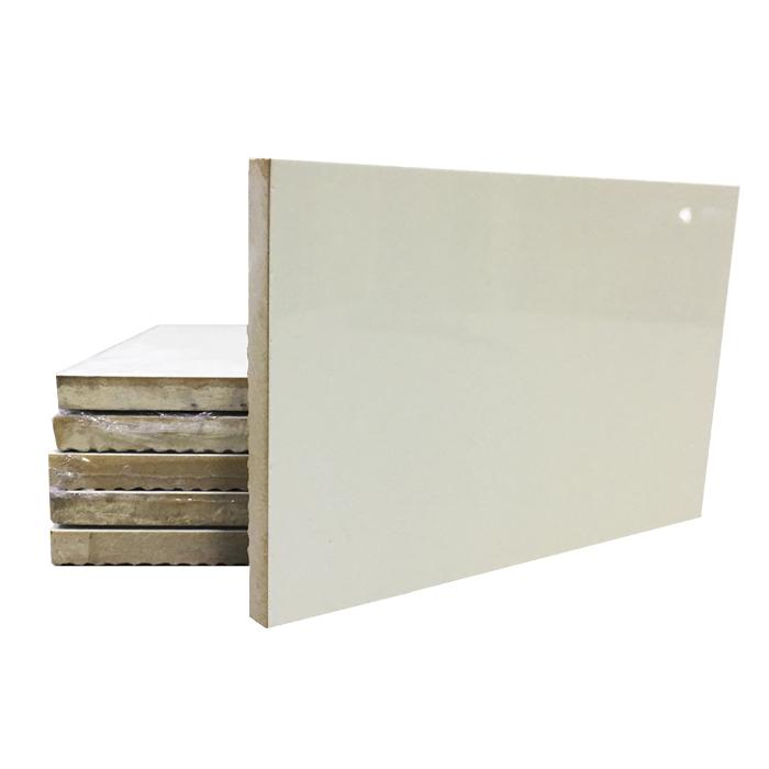 Porcelanato Branco  para sublimação 10x15CM (Auto Brilho)