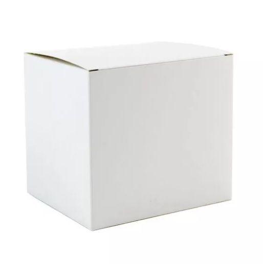 Caixinha branca para caneca - (Sem janela e alça)  - ALFANETI COMERCIO DE MIDIAS E SUBLIMAÇÃO LTDA-ME