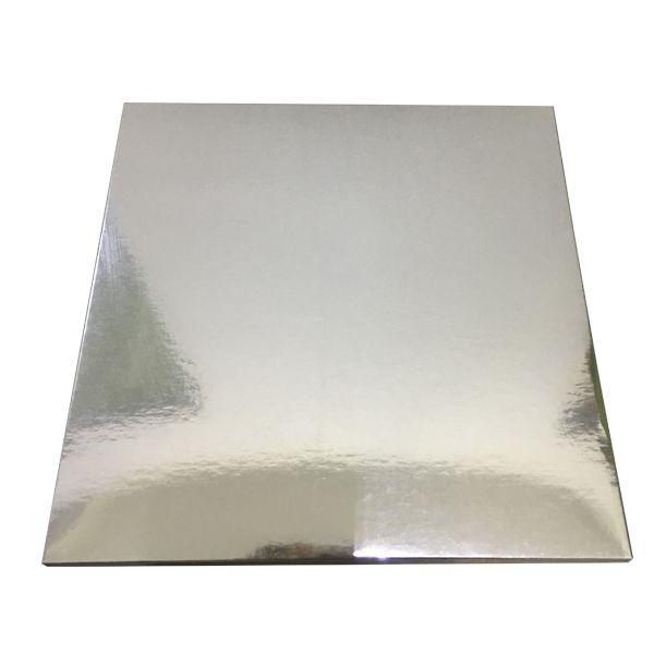 Caixinha Cromada para Azulejo (20x20)