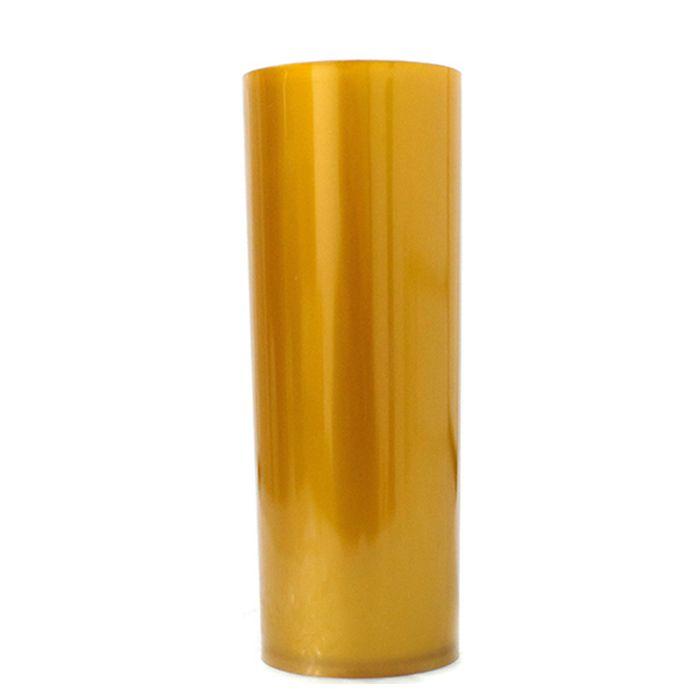 Copo Long Drink de Acrílico Dourado - 350ml