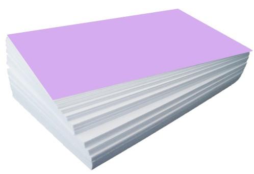 Papel Resinado Para Sublimação Mecolour (FUNDO ROSA) . A4  - ALFANETI COMERCIO DE MIDIAS E SUBLIMAÇÃO LTDA-ME