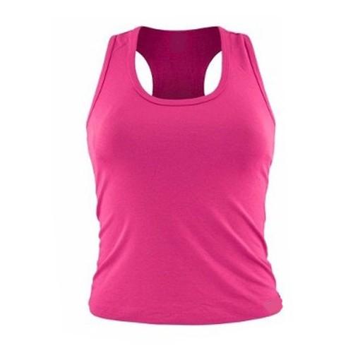 Regata Para Sublimação Feminina Poliamida dry fit - (ROSA PINK)