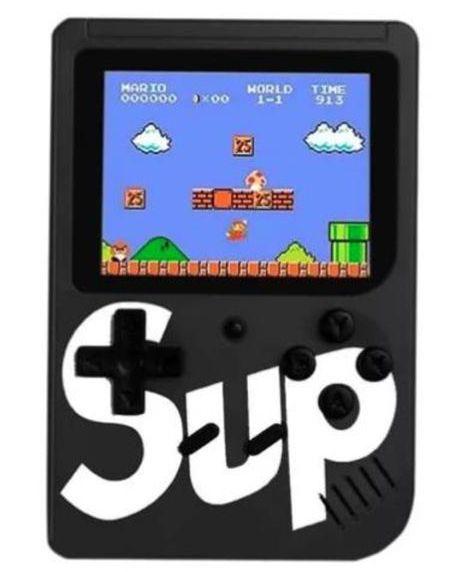 Sup Game Retro Clássico Super Av Mini 400 Jogos New Portátil  - ALFANETI COMERCIO DE MIDIAS E SUBLIMAÇÃO LTDA-ME