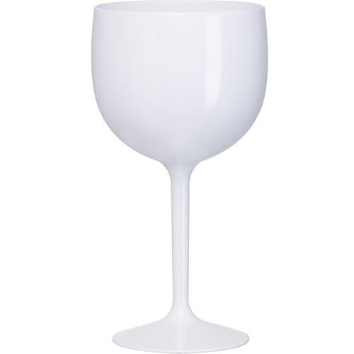 Taça de Gin (Branco) - 750ml  - ALFANETI COMERCIO DE MIDIAS E SUBLIMAÇÃO LTDA-ME