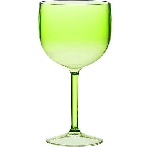 Taça de Gin (Verde Neon) - 750ml  - ALFANETI COMERCIO DE MIDIAS E SUBLIMAÇÃO LTDA-ME
