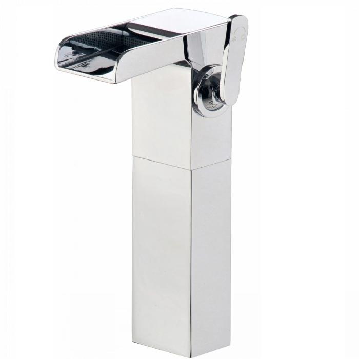 2877 Misturador Monocomando de mesa para lavatório - alto