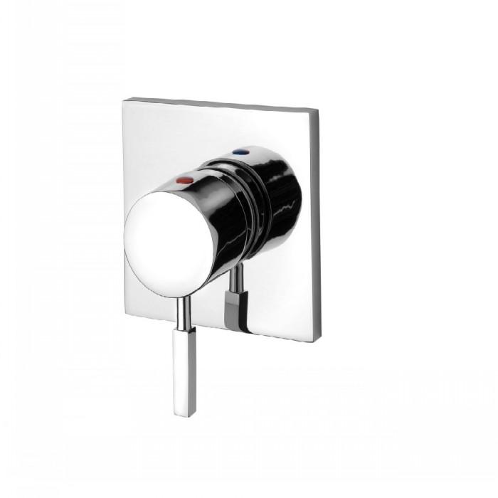 4900 C80 Misturador monocomando para chuveiros