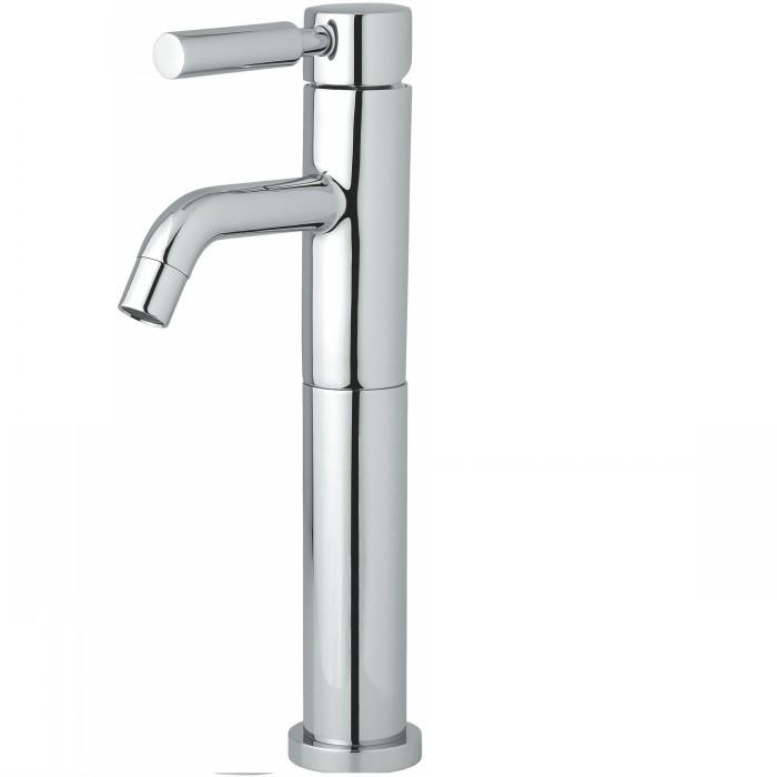 2875 C61 Misturador monocomando lavatorio - mesa alta - titanio futura
