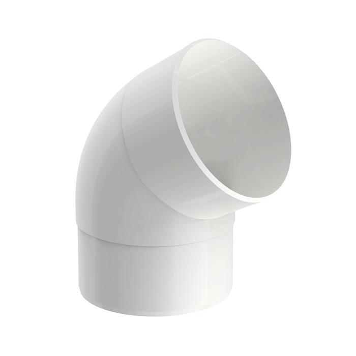 Joelho 60° Circular - Aquapluv